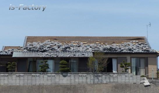 熊本地震・益城町
