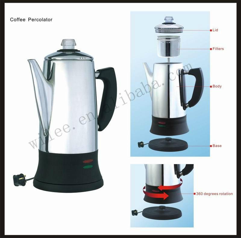 Non Electric Drip Coffee Maker