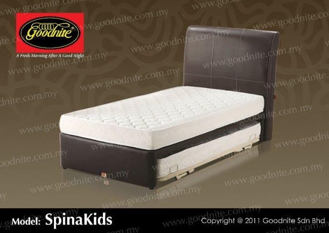 Spina Kids Pocket Spring Mattress