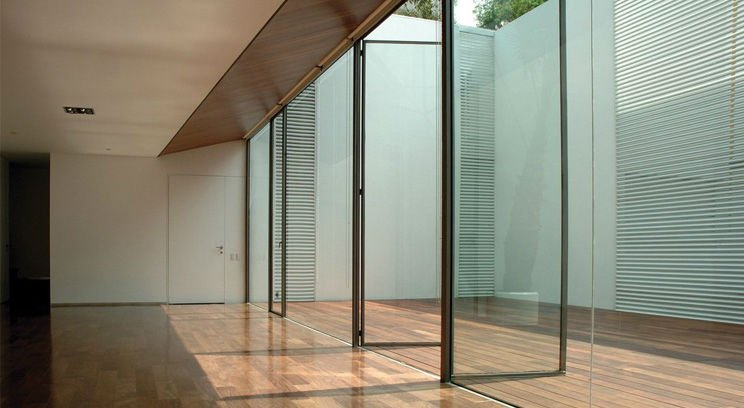 Sell 4 20mm Thick Glass Interior Pocket Door High Quality