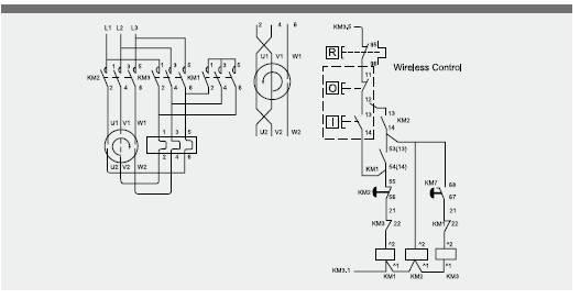 Schneider Star Delta Starter Wiring Diagram Wye-Delta