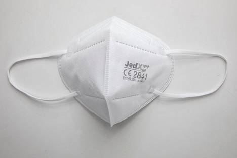 FFP2 respirator.