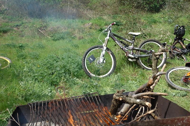 minha scott e o fogo