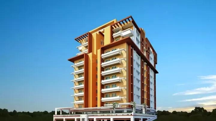 Vinayaka Bhuwaneshwari Apartments In EroorKochi Price