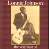 Lonnie Johnson - The Very Best Of  artwork