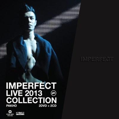 周柏豪 - Imperfect Live 2013 Collection