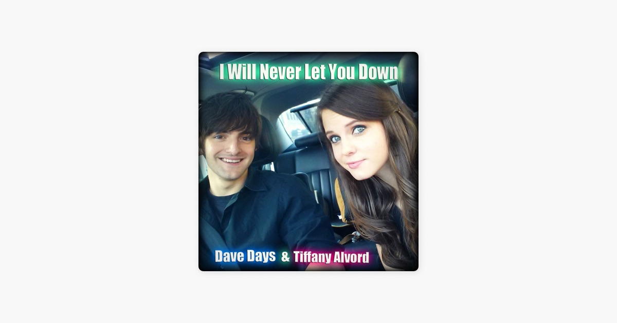 Tiffany Alvord Baby I Love You