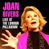 Joan Rivers - Joan Rivers Live at the Palladium  artwork