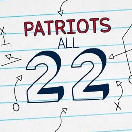 number 34 patriots nfl # 61