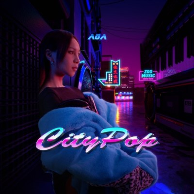AGA - CityPop - Single
