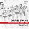 Orrin Evans - Presence (feat. The Captain Black Big Band)  artwork