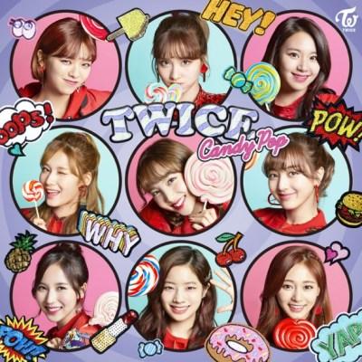 TWICE - Candy Pop - Single