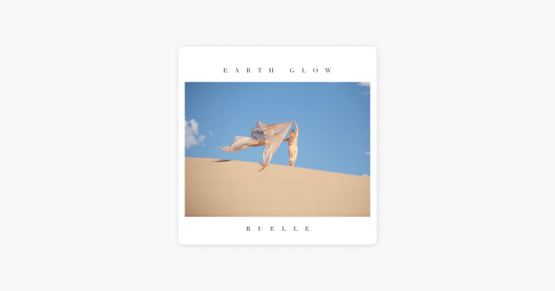 Image result for EP: Ruelle – Earth Glow