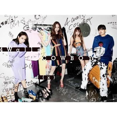 f(x) - 4 Walls / COWBOY - EP