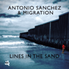Antonio Sanchez - Lines In the Sand  artwork