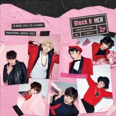 Block B - HER(Japanese Version)<TYPE-B> - Single