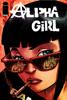 Jeff Roenning - Alpha Girl Issue 1  artwork