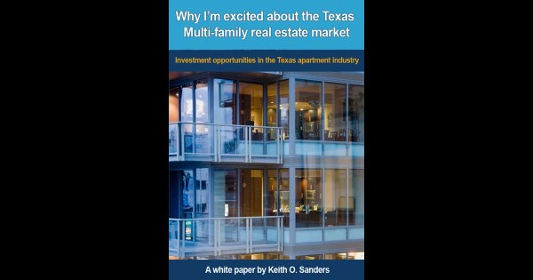 Why I'm Excited About the Texas Multi-family Real Estate ...