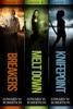 Edward W. Robertson - The Breakers Series: Books 1-3  artwork