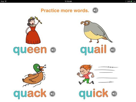 Learn Phonics: QU - Kids vs Phonics (Enhanced Version) on ...