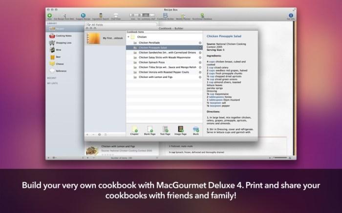 MacGourmet Deluxe 4 Screenshot 04 587pltn