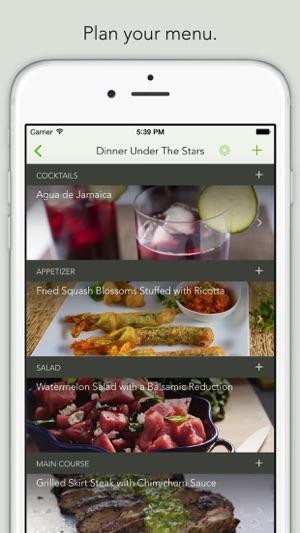 BigNight: Dinner Party Planner Screenshot