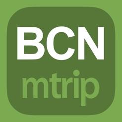 Barcelona Reiseführer (mit Offline Stadtplan)