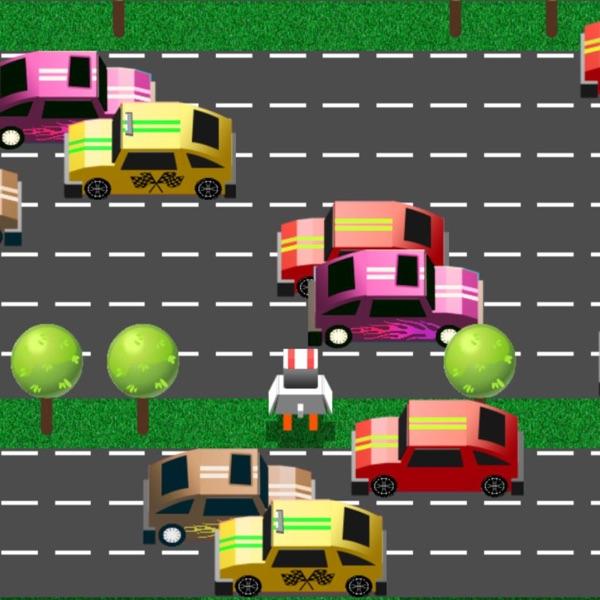لعبة طريق الخطر - العاب مغامرات و ذكاء