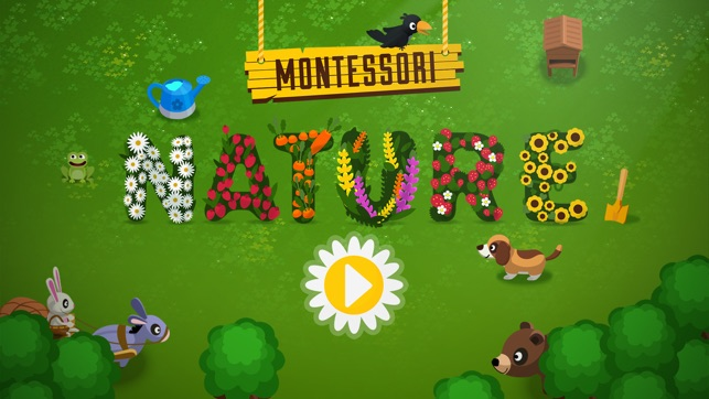 Montessori Nature Screenshot