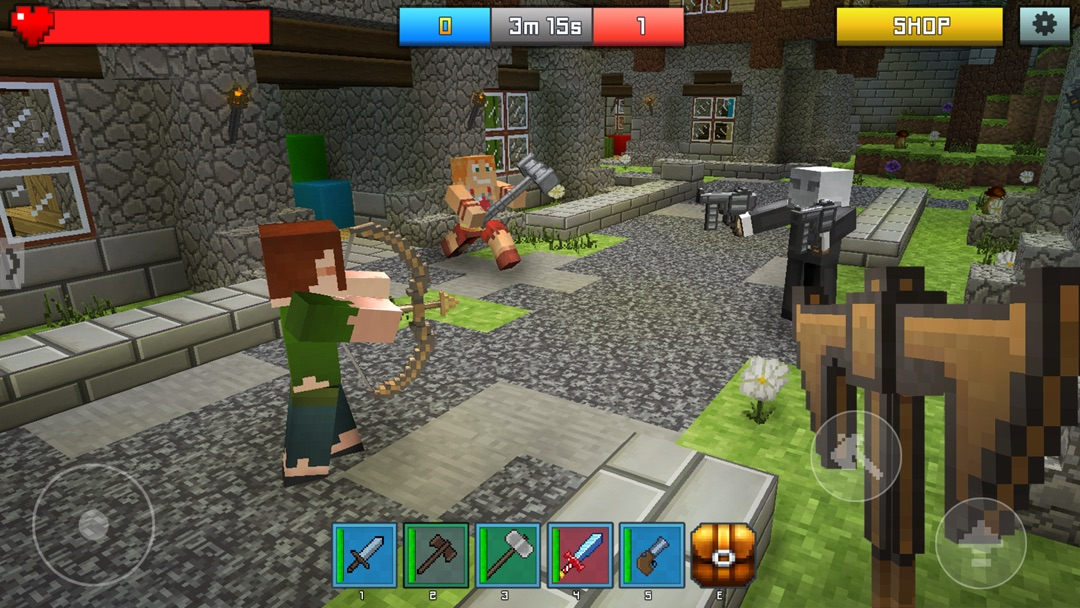 Hide And Seek Pocket Edition Online Game Hack And Cheat