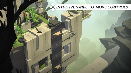 Lara Croft GO Screenshot