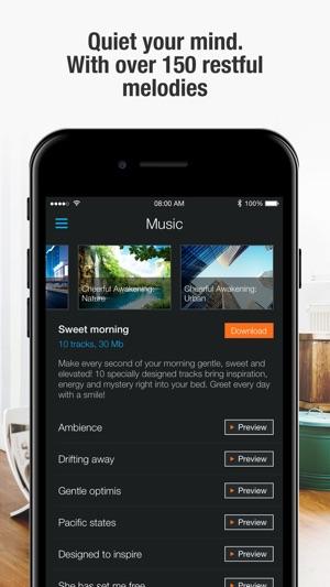 Smart Alarm Clock : sleep cycle & snoring recorder Screenshot