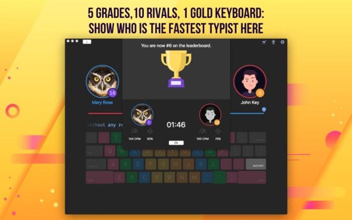 Master Of Typing 2: Challenge Screenshot 02 xg9vwn