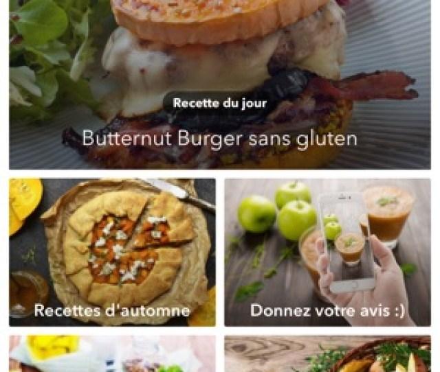 Marmiton Recettes De Cuisine On The App Store