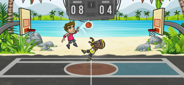 Basketball Battle: Streetball Screenshot