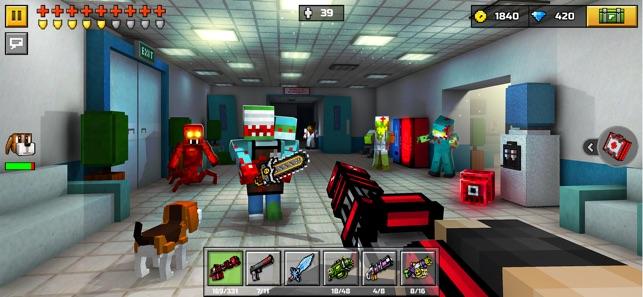 Pixel Gun 3D: FPS PvP Shooter Screenshot