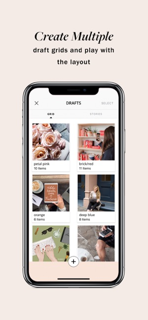 PLANOLY: Planner for Instagram Screenshot