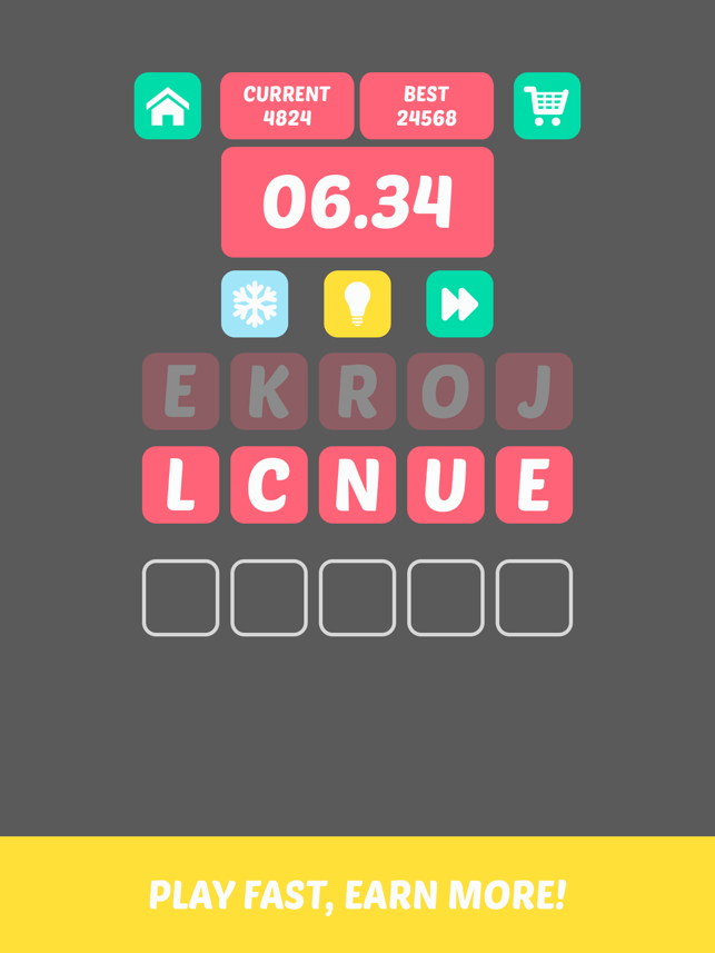 ‎20 Seconds - Word Game Screenshot