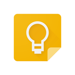 Google Keep - Notes and lists