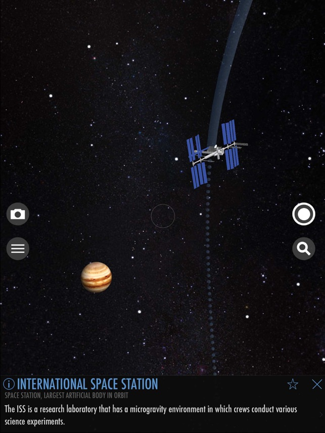 SkyView® Screenshot