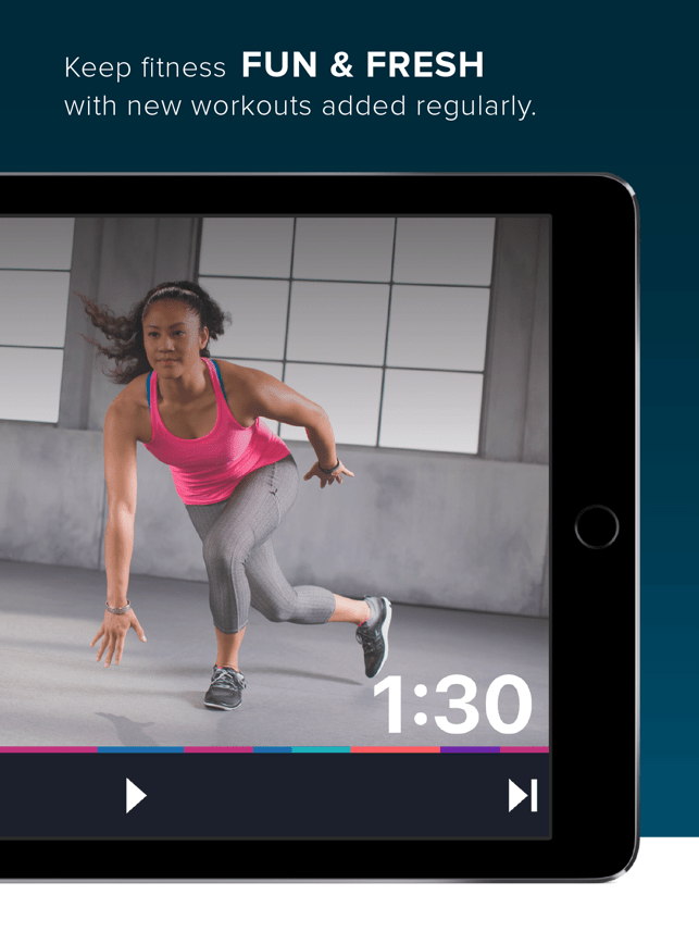 ‎Fitbit Coach Screenshot