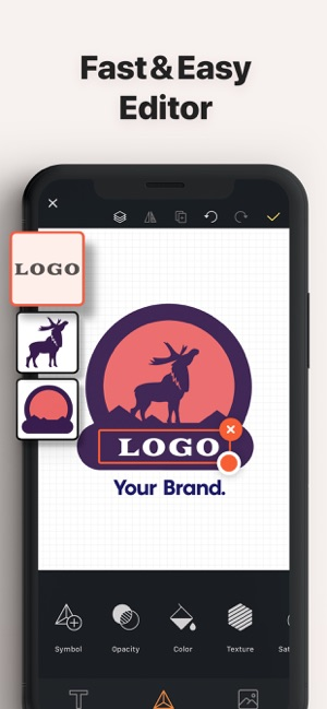 ‎Logo Maker Shop Screenshot