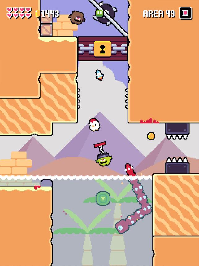 Super Fowlst 2 Screenshot