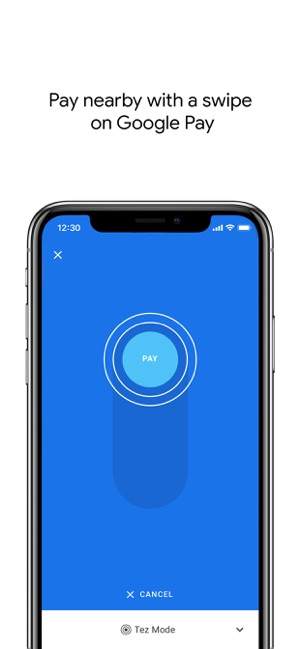 Google Pay for India (Tez) Screenshot