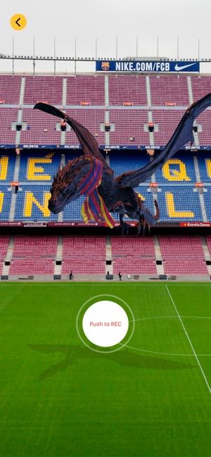 FC Barcelona manga