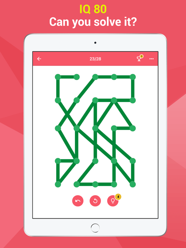 1Line - Connect the dots Screenshot