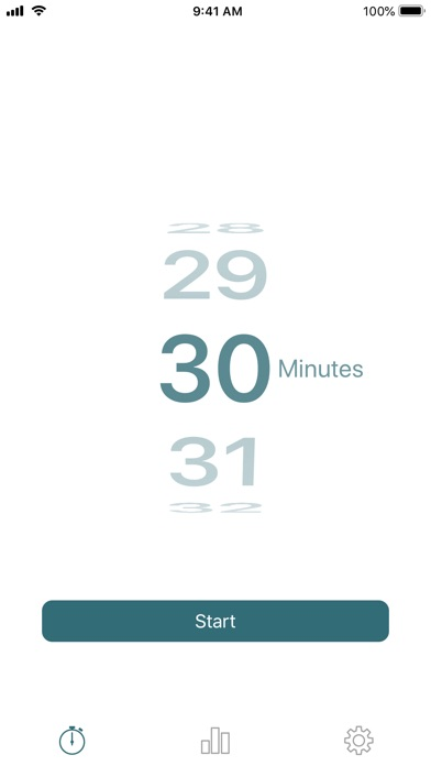 Simple Insight Timer 1.0 IOS