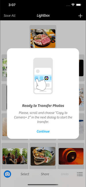 ‎Camera+ Screenshot