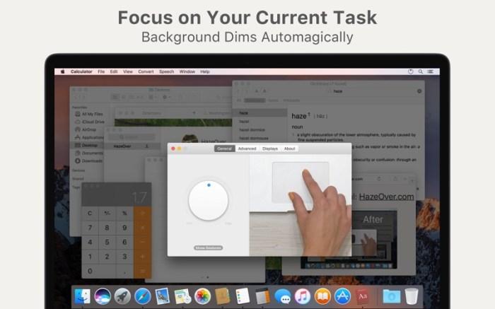 HazeOver • Distraction Dimmer™ Screenshot 03 134ng3n