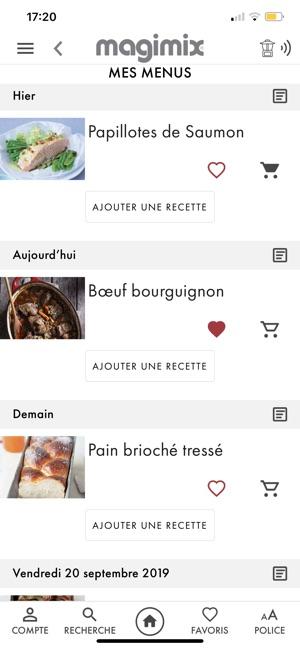 https apps apple com fr app magimix id1452604355